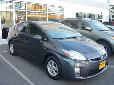 2011 Toyota Prius for sale at Nexus Auto Sales in Chantilly VA
