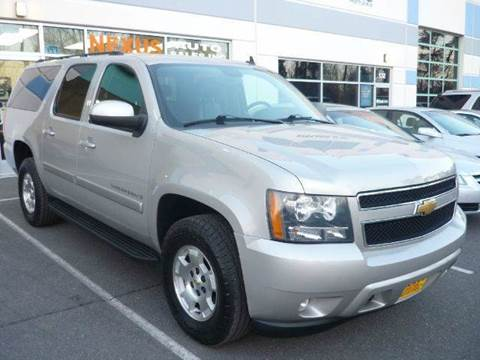 2008 Chevrolet Suburban for sale at Nexus Auto Sales in Chantilly VA