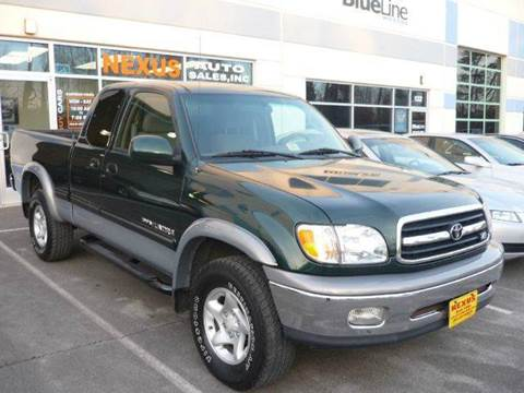 2001 Toyota Tundra for sale at Nexus Auto Sales in Chantilly VA