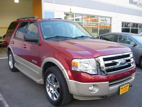 2008 Ford Expedition for sale at Nexus Auto Sales in Chantilly VA