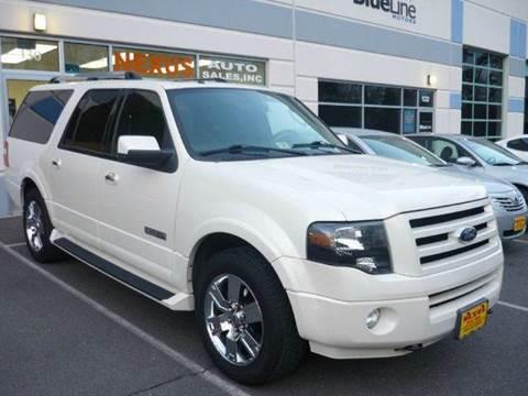 2007 Ford Expedition EL for sale at Nexus Auto Sales in Chantilly VA