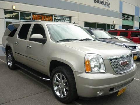 2009 GMC Yukon XL for sale at Nexus Auto Sales in Chantilly VA