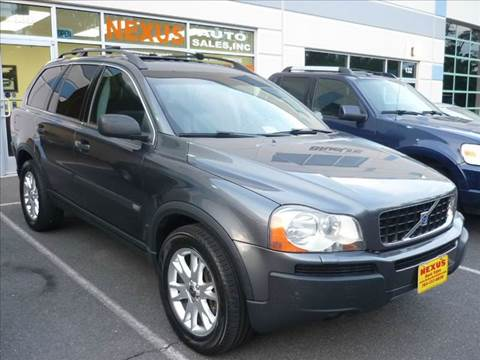 2005 Volvo XC90 for sale at Nexus Auto Sales in Chantilly VA