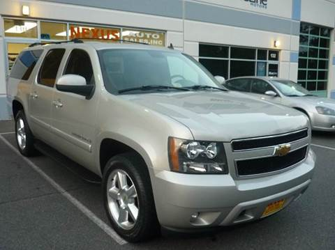 2007 Chevrolet Suburban for sale at Nexus Auto Sales in Chantilly VA