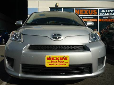 2009 Scion xD for sale at Nexus Auto Sales in Chantilly VA