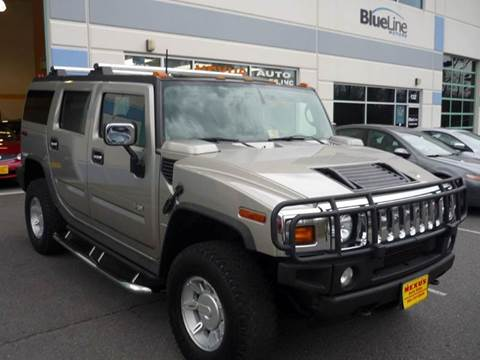 2003 HUMMER H2 for sale at Nexus Auto Sales in Chantilly VA