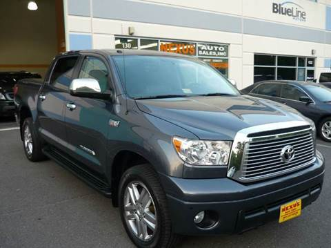 2010 Toyota Tundra for sale at Nexus Auto Sales in Chantilly VA