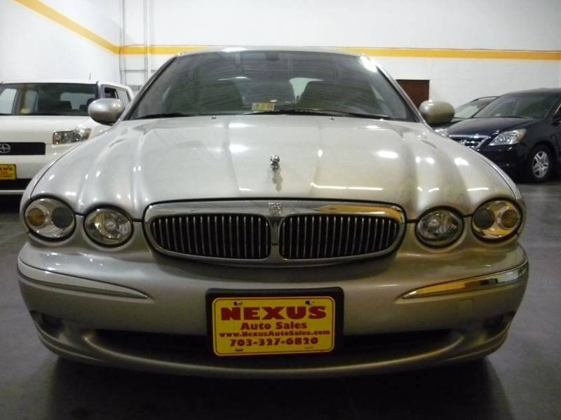 2004 Jaguar X Type AWD 3.0 4dr Sedan   Chantilly VA