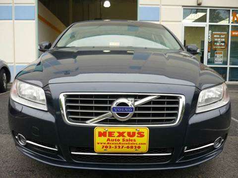 2010 Volvo S80 for sale at Nexus Auto Sales in Chantilly VA