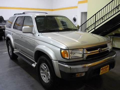 2002 Toyota 4Runner for sale at Nexus Auto Sales in Chantilly VA