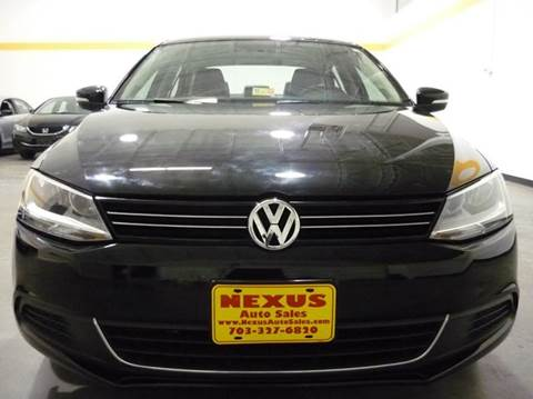 2013 Volkswagen Jetta for sale at Nexus Auto Sales in Chantilly VA