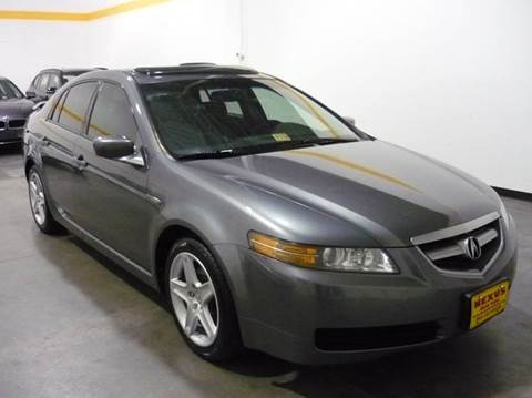 2005 Acura TL for sale at Nexus Auto Sales in Chantilly VA