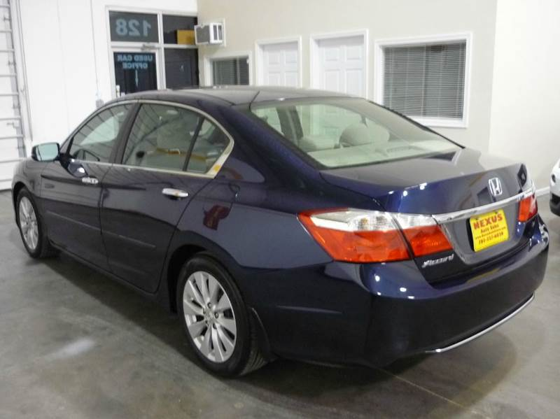 2014 Honda Accord EX 4dr Sedan CVT - Chantilly VA