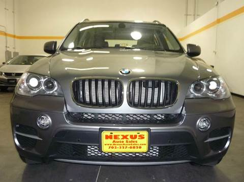 2013 BMW X5 for sale at Nexus Auto Sales in Chantilly VA