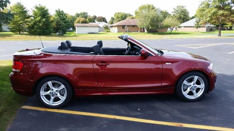 2012 BMW 1 Series 128i 2dr Convertible - Tremont IL