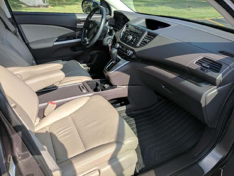 2014 Honda CR-V AWD EX-L 4dr SUV - Tremont IL