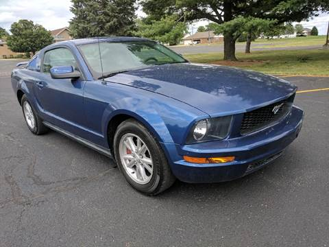 2007 Ford Mustang for sale in Tremont, IL