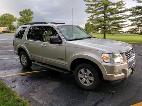 2007 Ford Explorer for sale in Tremont, IL
