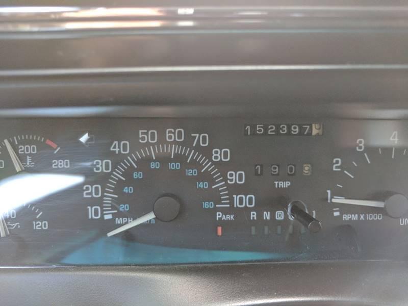 1996 Buick Park Avenue 4dr Sedan - Tremont IL