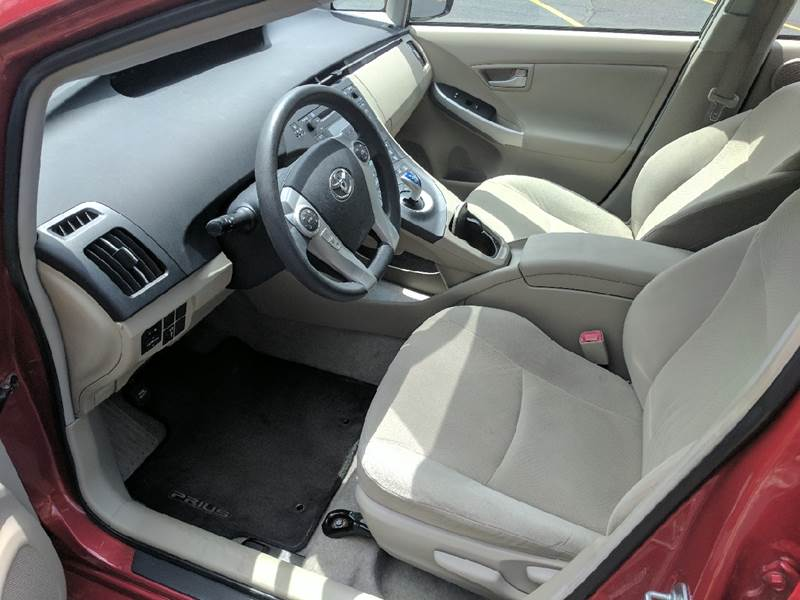 2011 Toyota Prius II 4dr Hatchback - Tremont IL