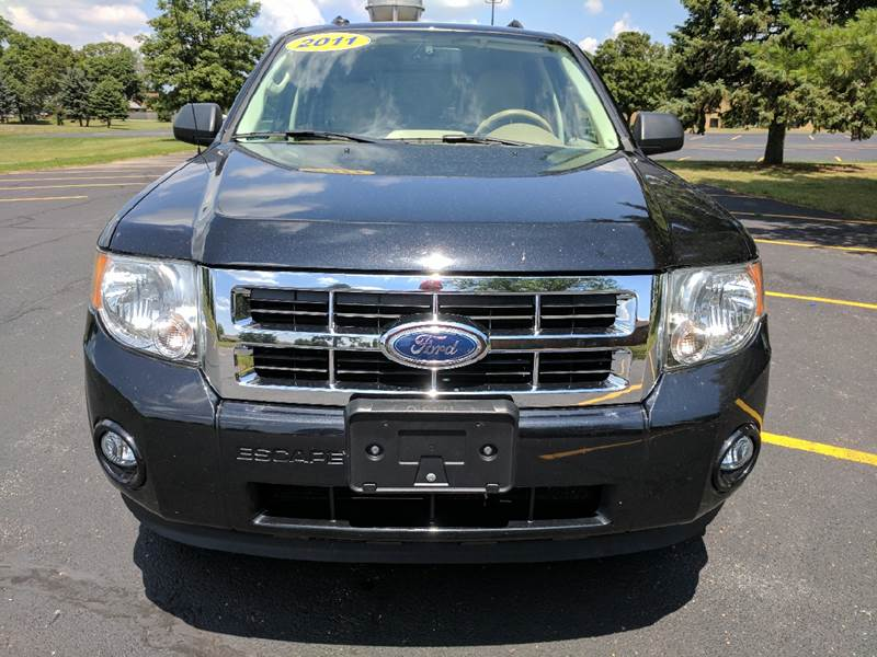 2011 Ford Escape AWD XLT 4dr SUV - Mackinaw IL