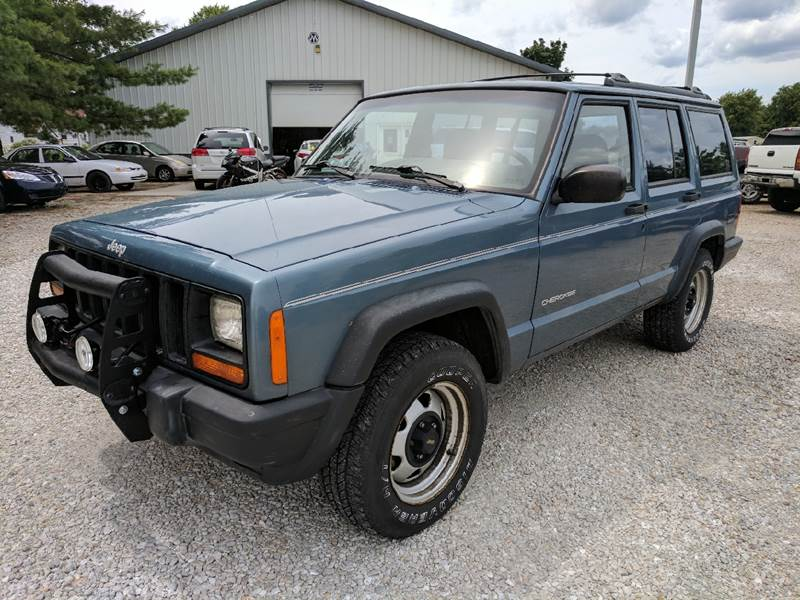1999 Jeep Cherokee 4dr SE 4WD SUV - Tremont IL