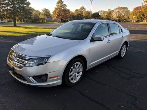 2012 Ford Fusion for sale in Tremont, IL