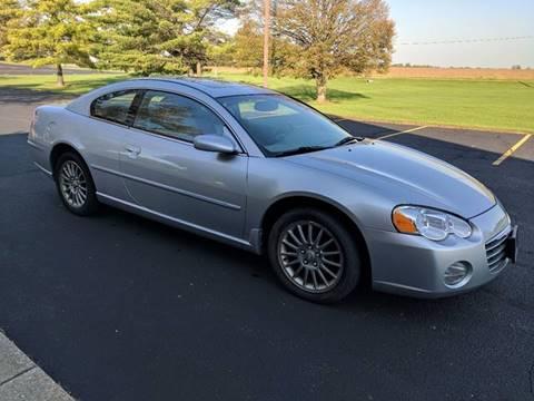 2003 Chrysler Sebring for sale in Tremont, IL