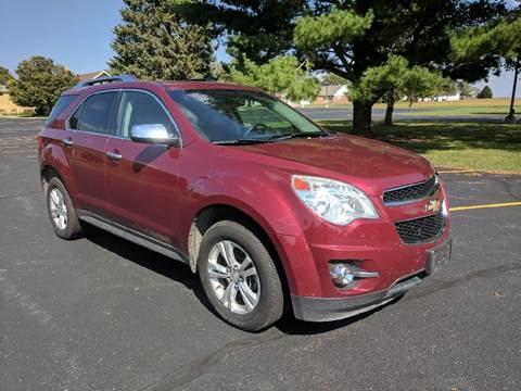 2010 Chevrolet Equinox for sale in Tremont, IL