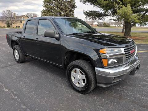 2008 GMC Canyon for sale in Tremont, IL