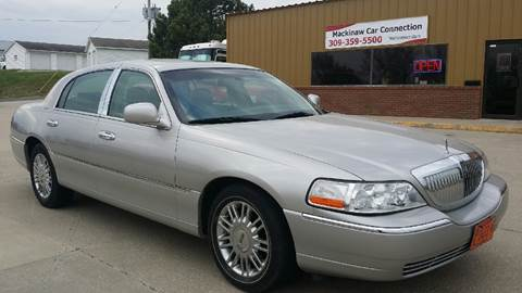 2006 Lincoln Town Car for sale in Mackinaw, IL