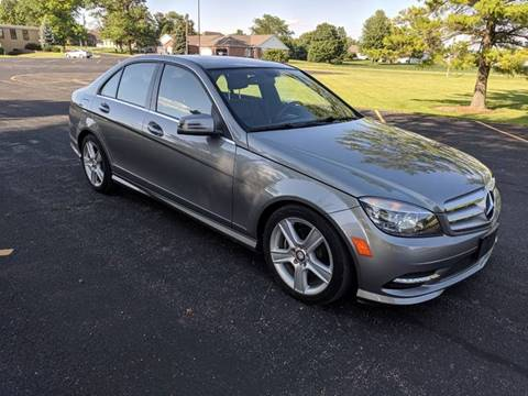 2011 Mercedes-Benz C-Class for sale at Tremont Car Connection in Tremont IL