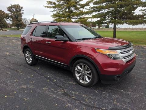 2014 Ford Explorer for sale at Tremont Car Connection in Tremont IL