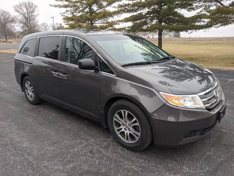 2012 Honda Odyssey for sale at Tremont Car Connection in Tremont IL