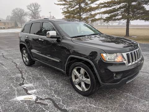 2011 Jeep Grand Cherokee for sale at Tremont Car Connection in Tremont IL