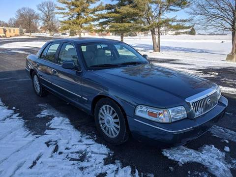 2009 Mercury Grand Marquis for sale at Tremont Car Connection in Tremont IL
