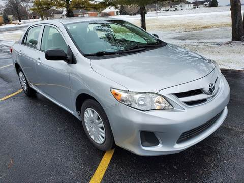 2011 Toyota Corolla for sale at Tremont Car Connection in Tremont IL