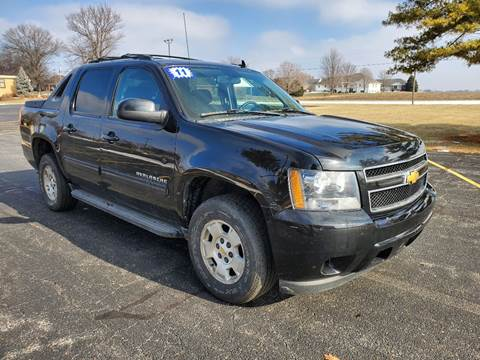 2011 Chevrolet Avalanche for sale at Tremont Car Connection in Tremont IL