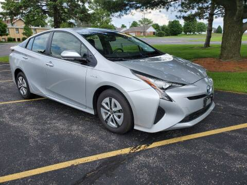 2016 Toyota Prius for sale at Tremont Car Connection in Tremont IL