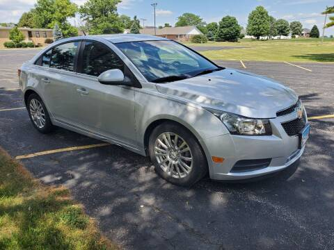 2011 Chevrolet Cruze for sale at Tremont Car Connection in Tremont IL