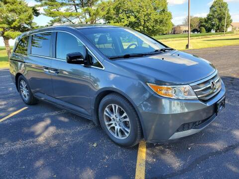 2011 Honda Odyssey for sale at Tremont Car Connection in Tremont IL