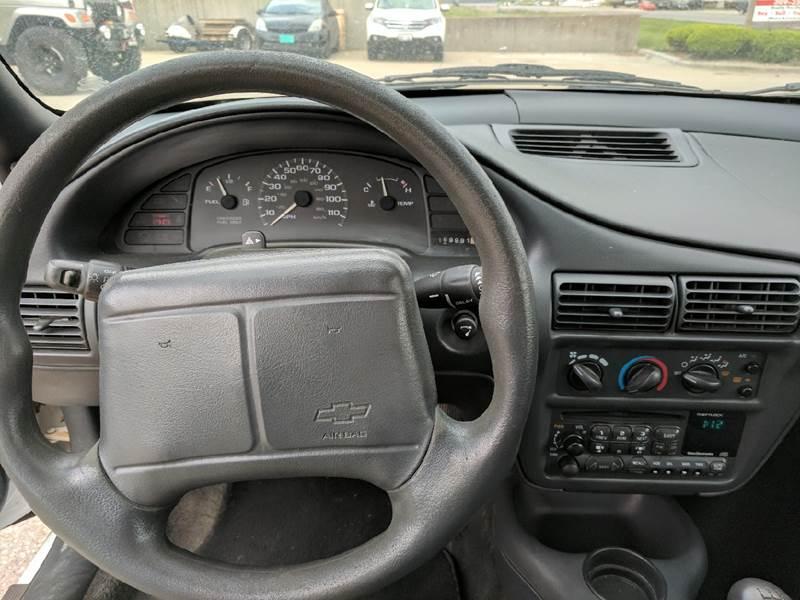1998 Chevrolet Cavalier 2dr Coupe - Tremont IL