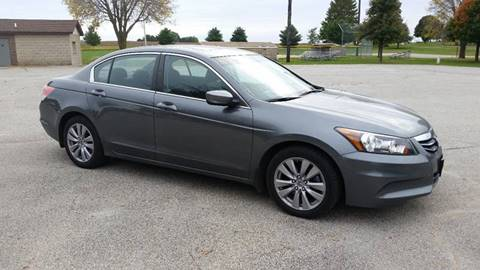 2012 Honda Accord for sale in Tremont, IL