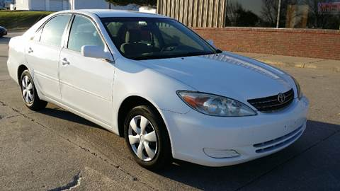 2002 Toyota Camry for sale in Mackinaw, IL