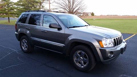 2007 Jeep Grand Cherokee for sale in Tremont, IL
