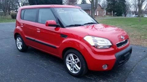 2010 Kia Soul for sale in Tremont, IL