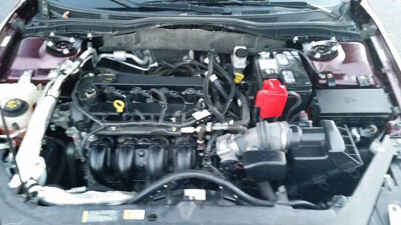 2012 Ford Fusion SE 4dr Sedan - Tremont IL