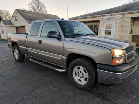 2005 Chevrolet Silverado 1500 for sale in Tremont, IL