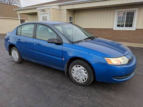 2003 Saturn Ion for sale in Tremont, IL