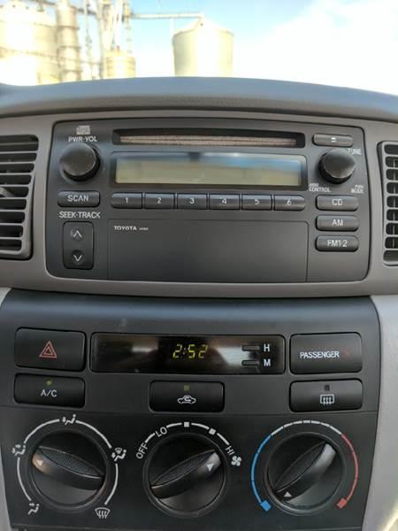 2003 Toyota Corolla CE 4dr Sedan - Mackinaw IL